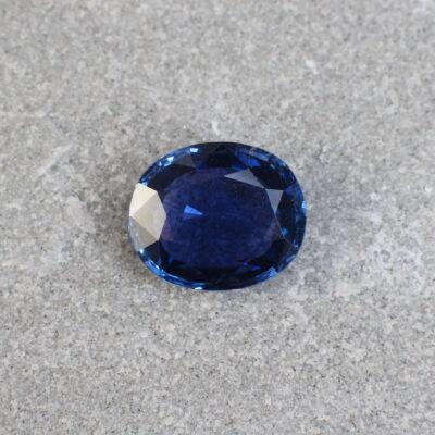 beautiful blue sapphire Haruni Fine Gems