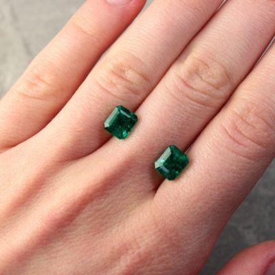 Haruni Fine Gems green sapphire