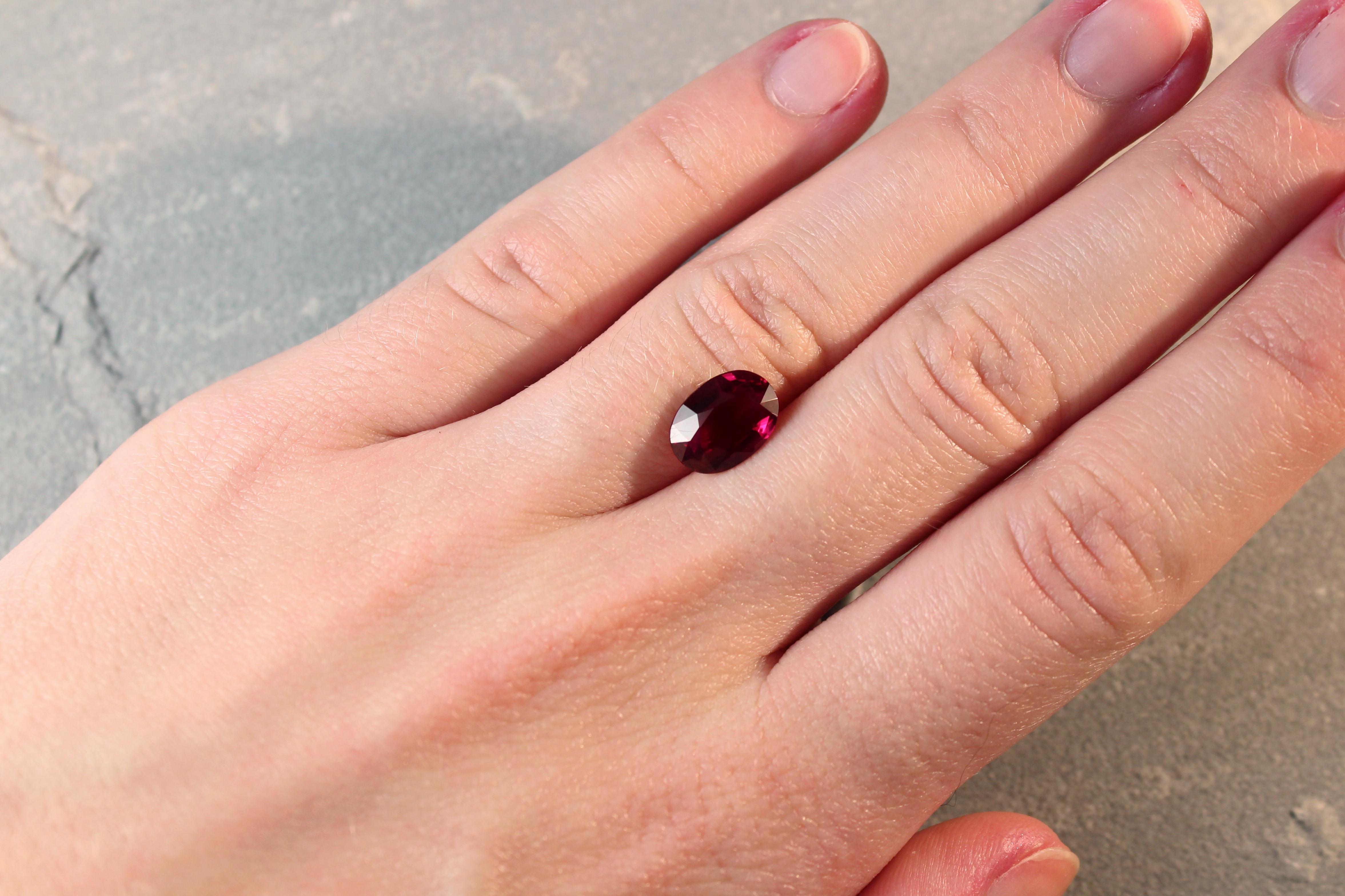 ruby dealer UK Haruni Fine Gems