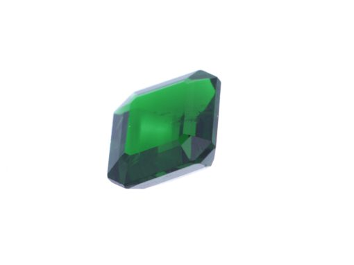 1.23 ct octagon green emerald