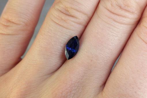 marquise blue sapphire online Haruni Fine Gems