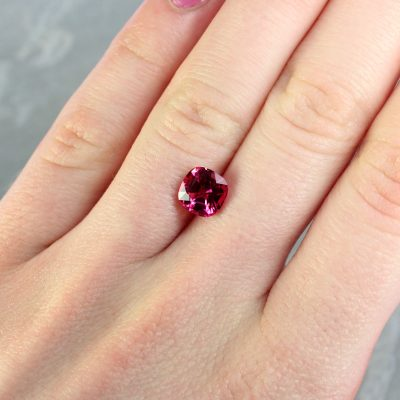 red ruby Haruni Fine Gems