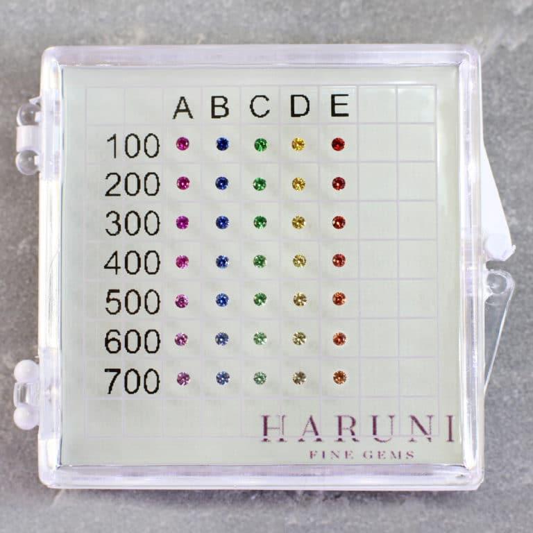 colour gem master card