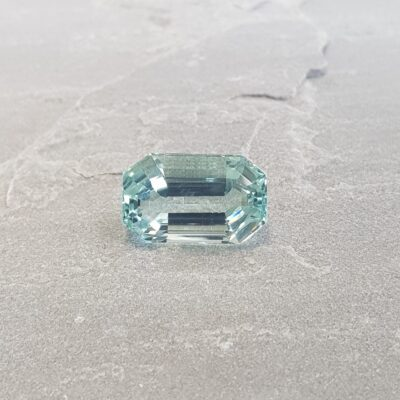 22.20 ct octagon aquamarine