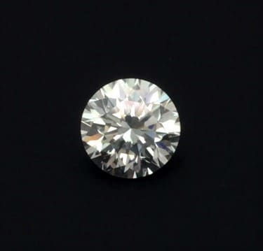 1.53ct white round diamond
