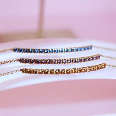 blossom bracelets