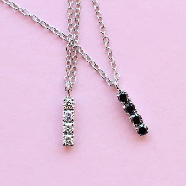 blossom short pendant