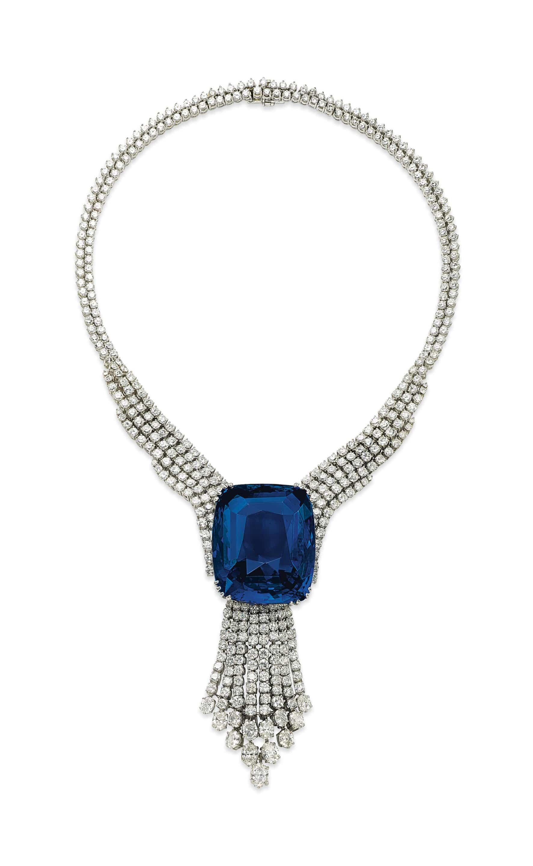 392.52-carat Blue Belle of Asia