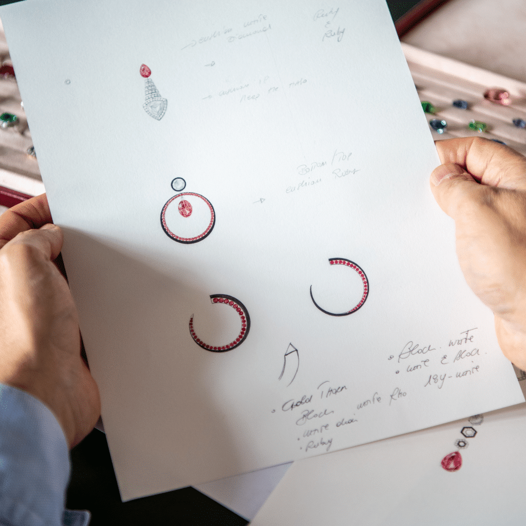 Bespoke Jewellery – The Ultimate Guide to Creating A Cinderella Moment