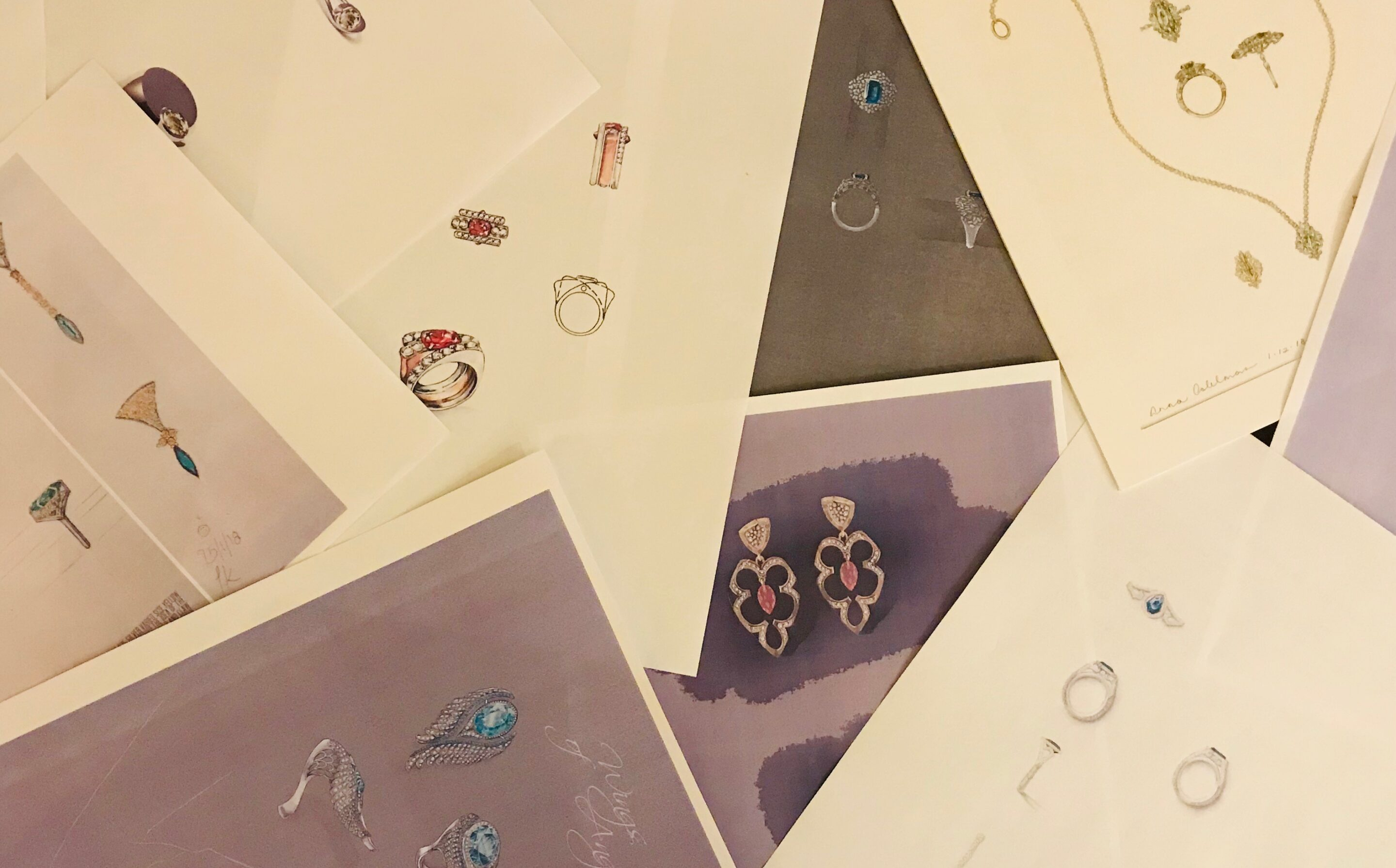 Winners Revealed for Haruni Fine Gems Design Competition 2018