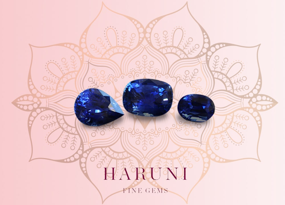 Mesmerizing Sapphire: Fine Gems with a Sweet Blend of Style and Elegance