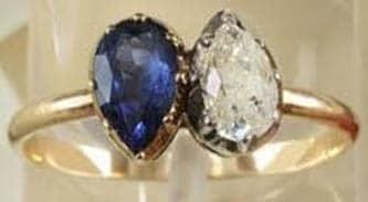 empress josephine engagement ring