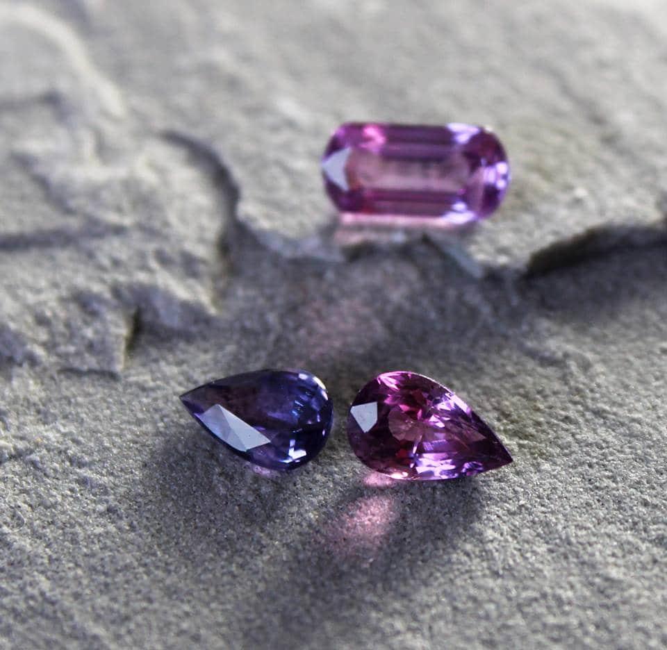 fancy coloured sapphires 2