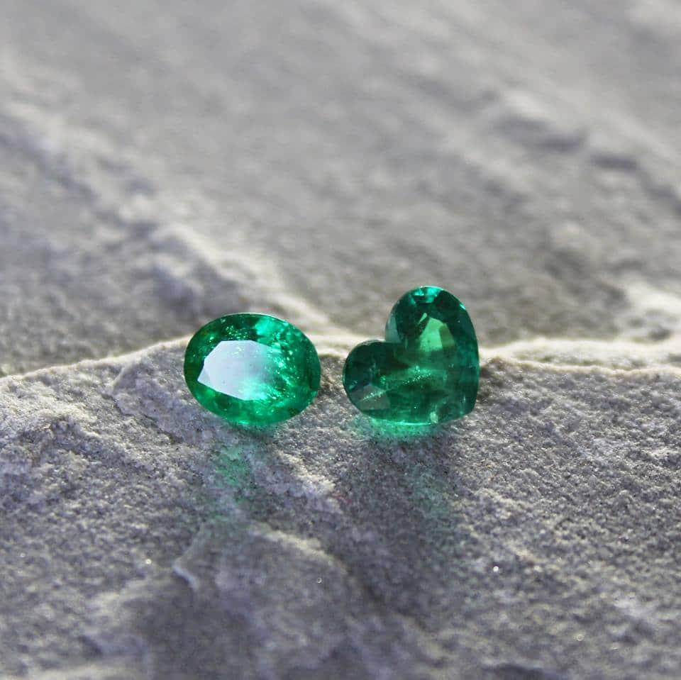 green emeralds 1