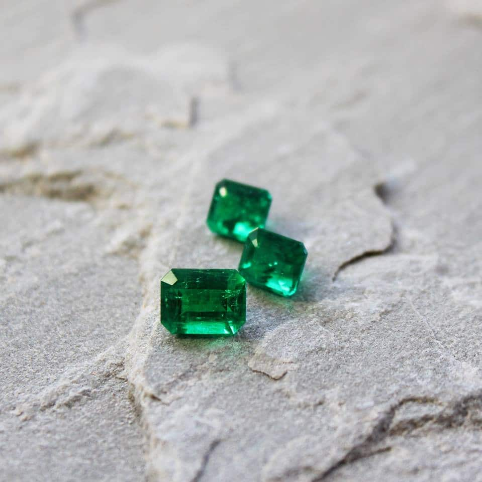 The Beauty of Emeralds