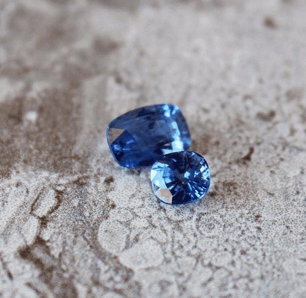 sapphire is love