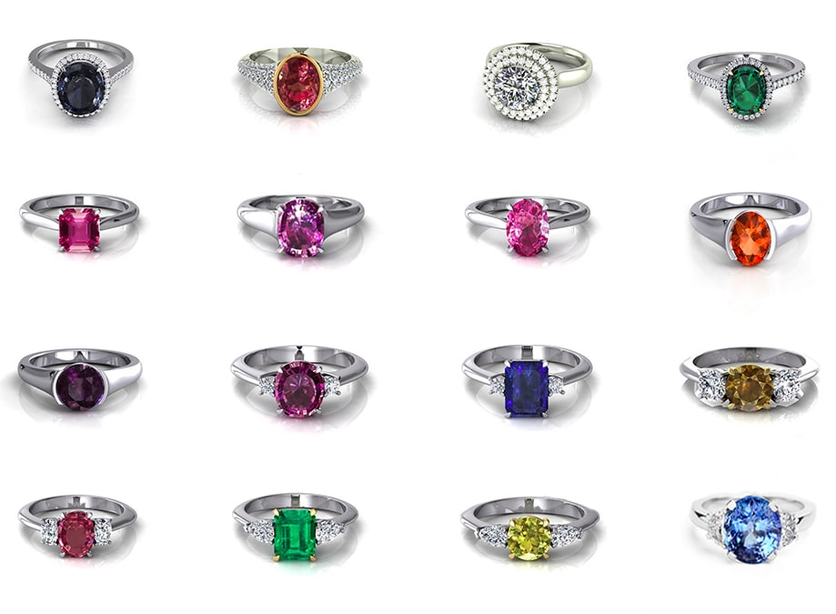 Choosing an Engagement Ring Style
