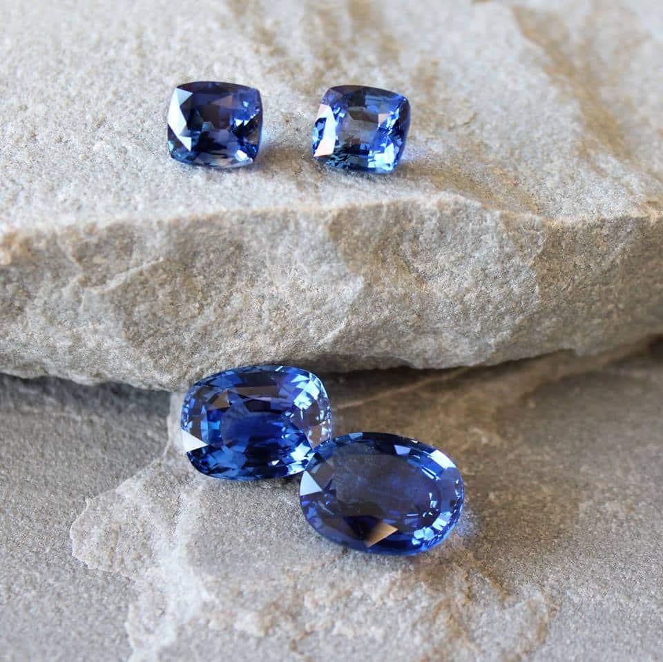 blue sapphire haruni fine gems