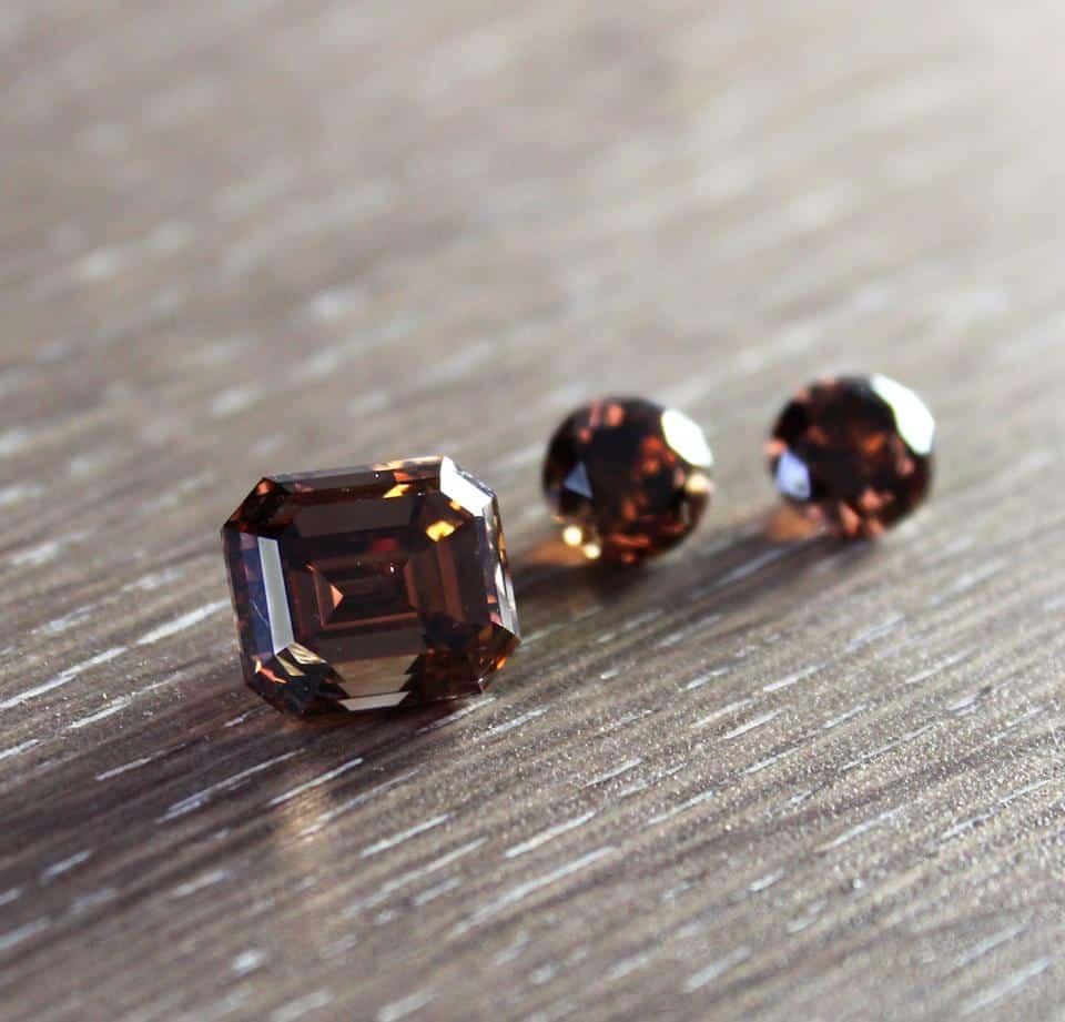 brown diamonds haruni