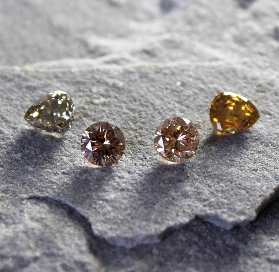 colored diamonds haruni