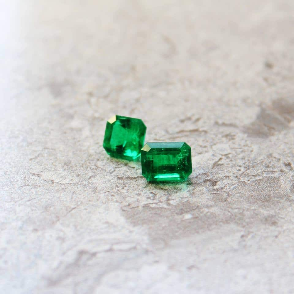 emeralds haruni