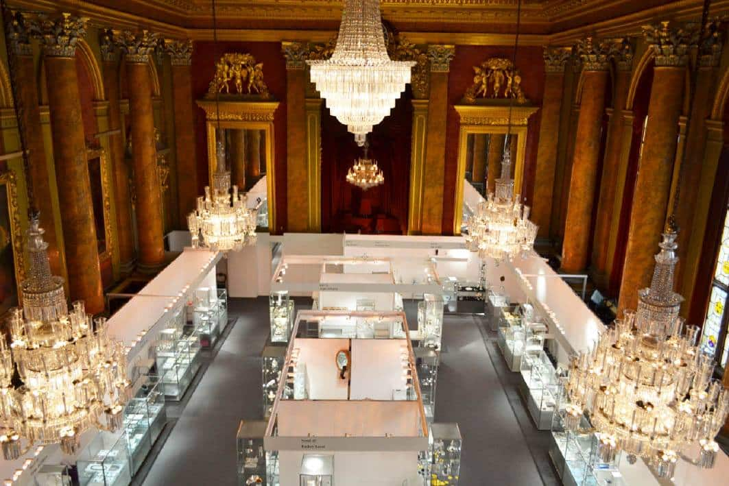 Visit Goldsmiths' Fair. It's where the Future's at…