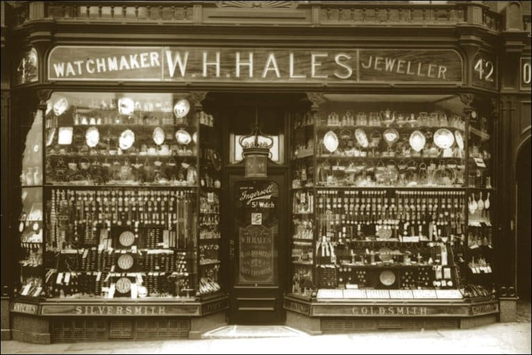 Death of the Family Jeweller and Other Nonsense