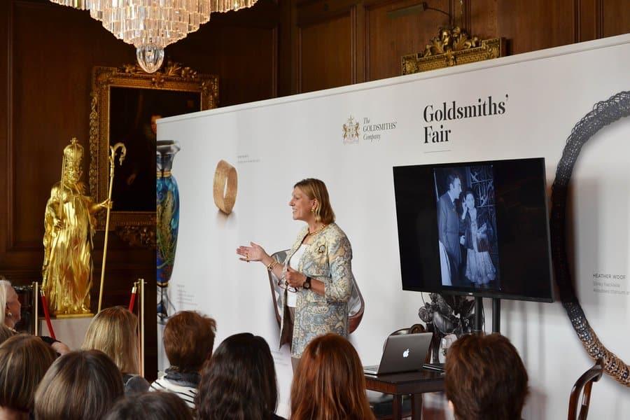 the goldsmith fair london speaker